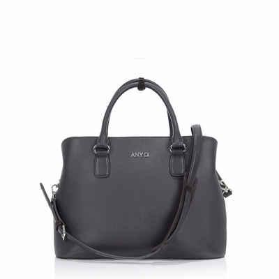 f20fb26d3e8a ANY DI Henkeltasche »BAG M«, hochwertige Ledertasche, kann auch als  Rucksack getragen