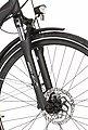 FISCHER Damen Trekking E-Bike, 48 V/250 W Mittelm., 28 Z., 9-Gang-Shimano Schaltwerk, »ETD 1820 Ready« Modell 2018, Bild 17