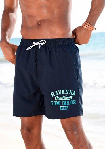 Tom Tailor Badeshorts