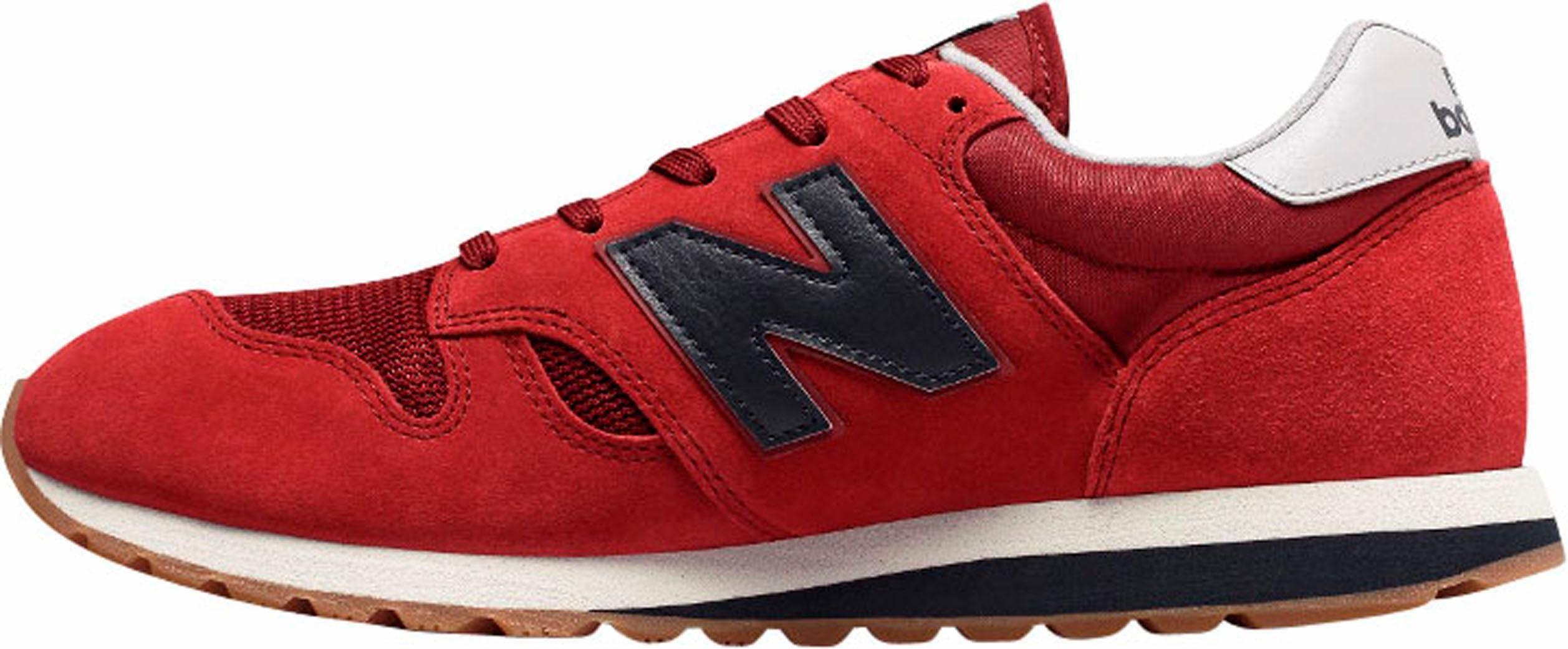 New Balance U 520 Sneaker online kaufen  rot