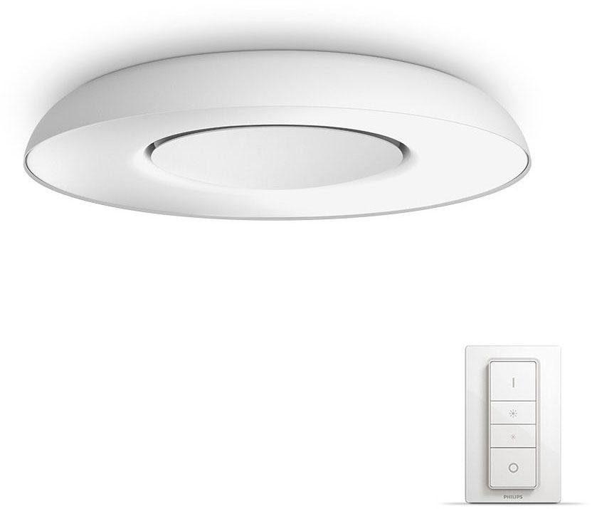 Philips Hue LED Deckenleuchte Still,inkl. Dimmschalter. Der einf. Einstieg in Ihr Smart Home