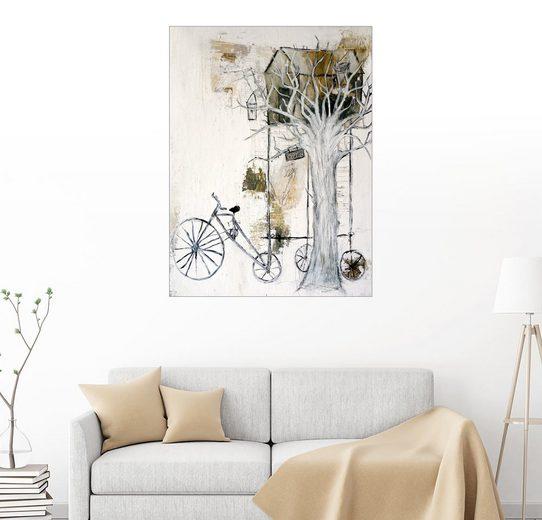 Posterlounge Wandbild - Christin Lamade »tree-stop«
