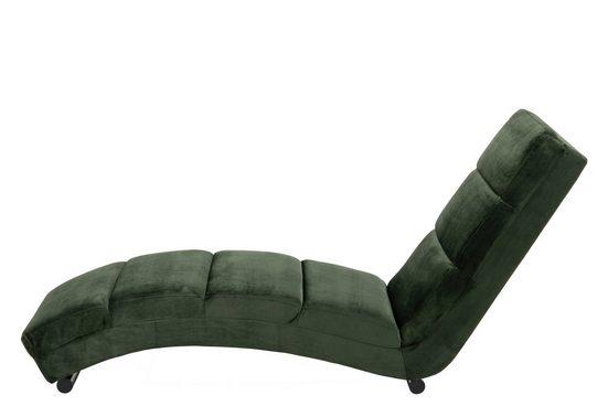 ebuy24 Sofa »Sanne Sofa Chaiselong Tannengrün.«