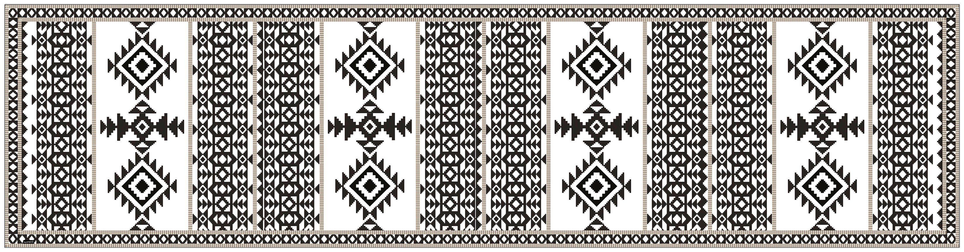 MYSPOTTI Vinylteppich »mySPOTTI buddy Django«, 155 x 65 cm, statisch haftend
