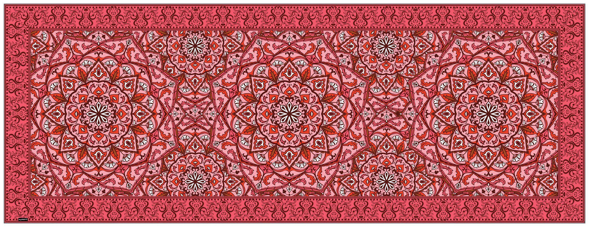 MYSPOTTI Vinylteppich »mySPOTTI buddy Latika«, 180 x 68 cm, statisch haftend