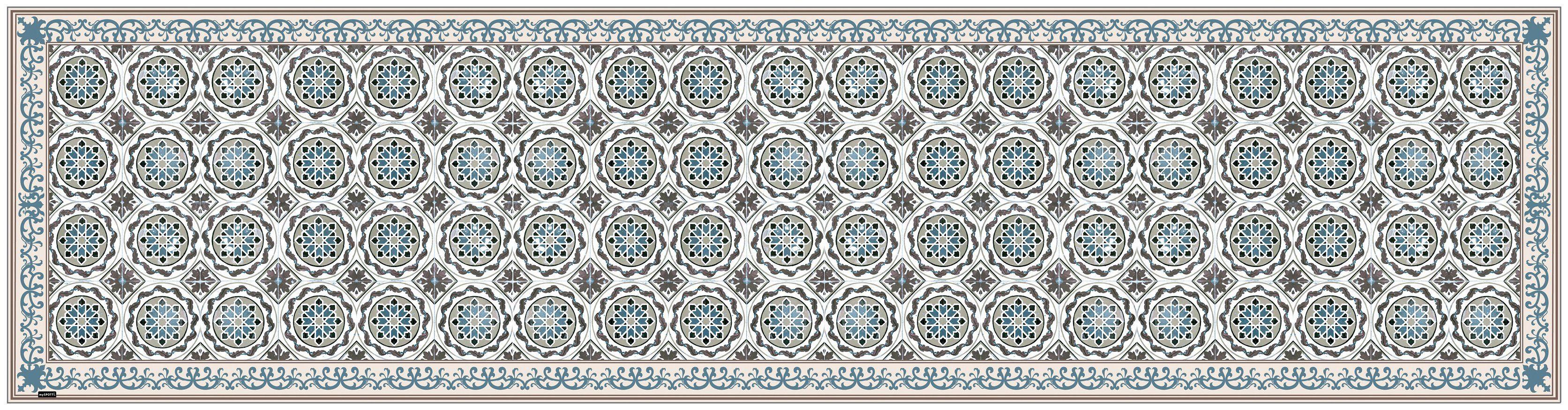 MYSPOTTI Vinylteppich »mySPOTTI buddy Selina«, 155 x 65 cm, statisch haftend