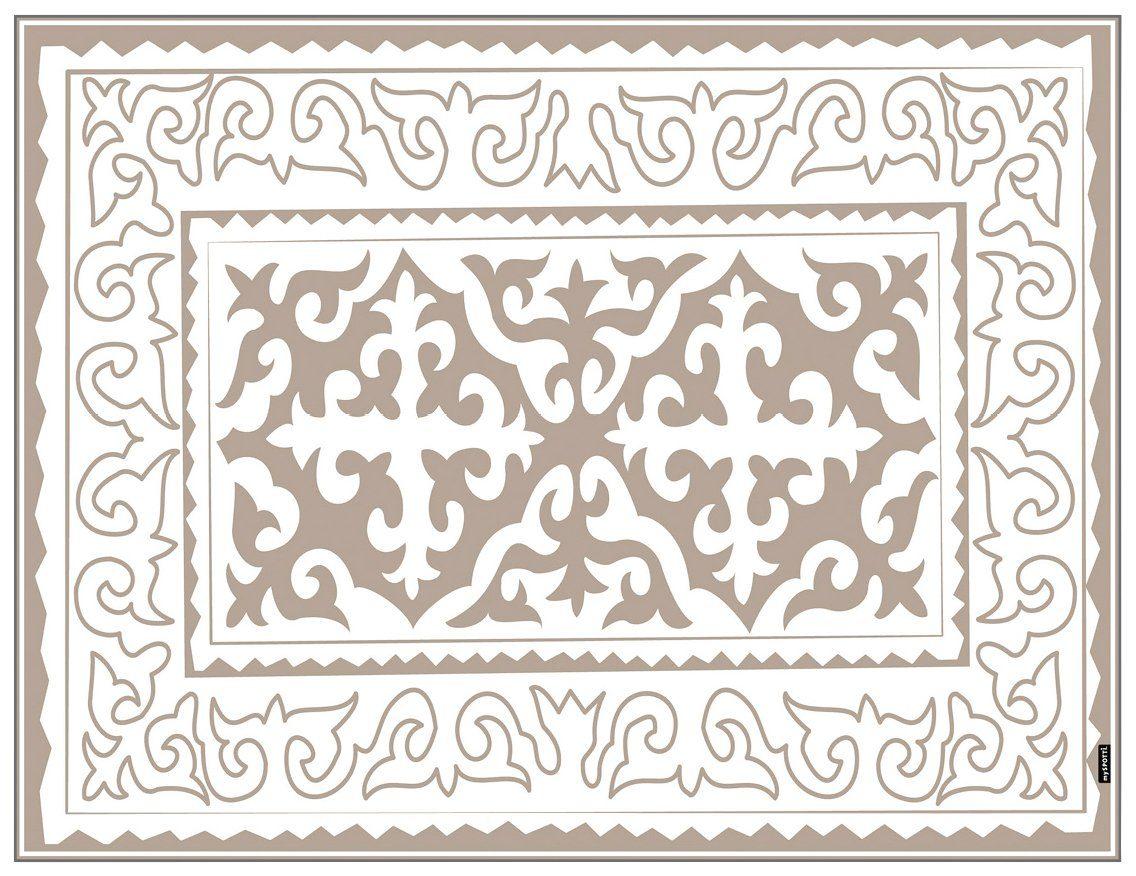 MYSPOTTI Vinylteppich »mySPOTTI buddy Aksana«, 85 x 65 cm, statisch haftend