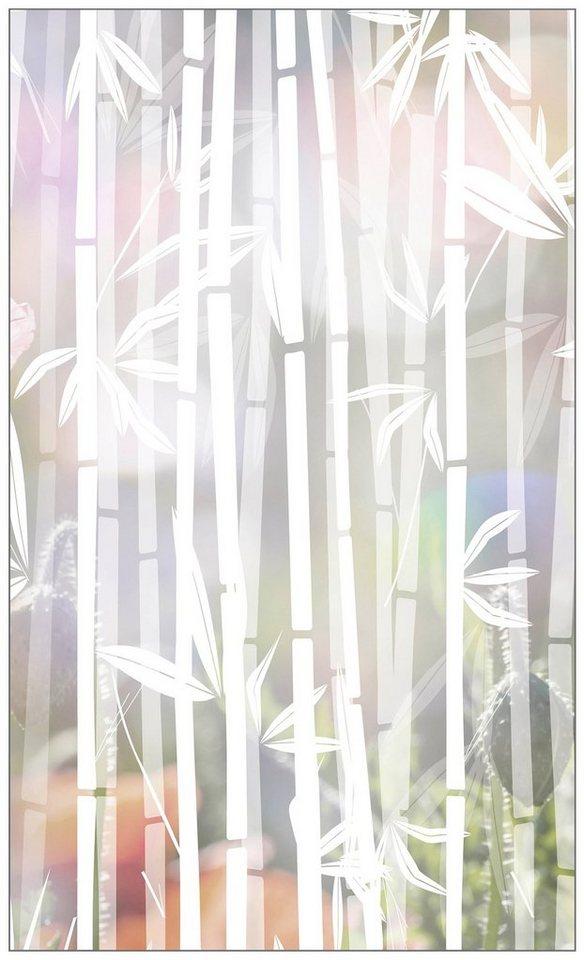 myspotti fensterfolie myspotti look bamboo white 60 x 100 cm statisch haftend online kaufen. Black Bedroom Furniture Sets. Home Design Ideas