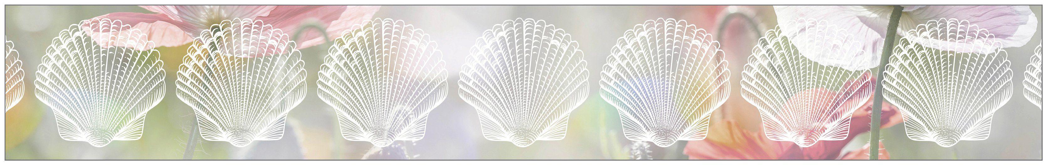 MYSPOTTI Fensterfolie »look F3 Shells white«