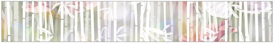 myspotti fensterfolie myspotti look bamboo white 200 x 30 cm statisch haftend online kaufen. Black Bedroom Furniture Sets. Home Design Ideas
