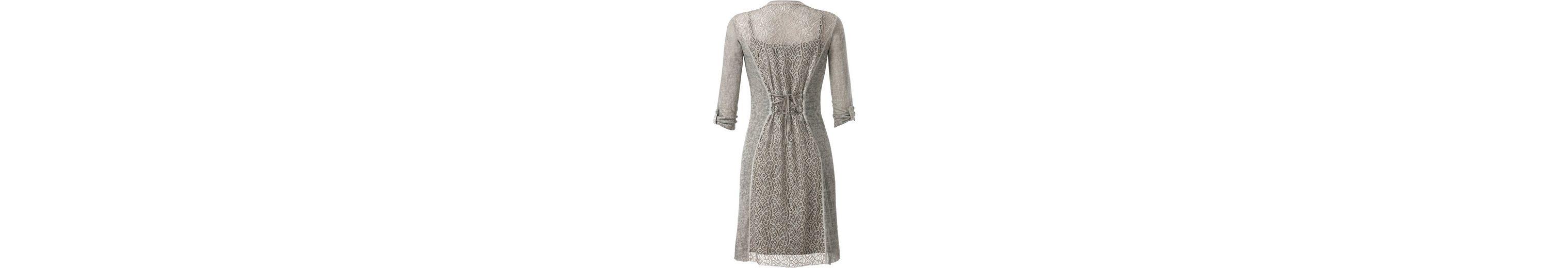 Classic Inspirationen Kleid mit angesagter oil dyed-Waschung Steckdose Mit Paypal Online Bestellen 7L1gm