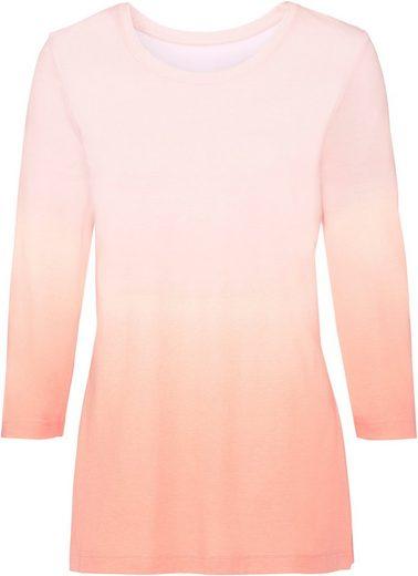 Classic Basics Shirt aus reiner Baumwolle