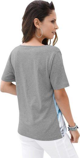 Classic Inspirationen Shirt in modischem Mustermix