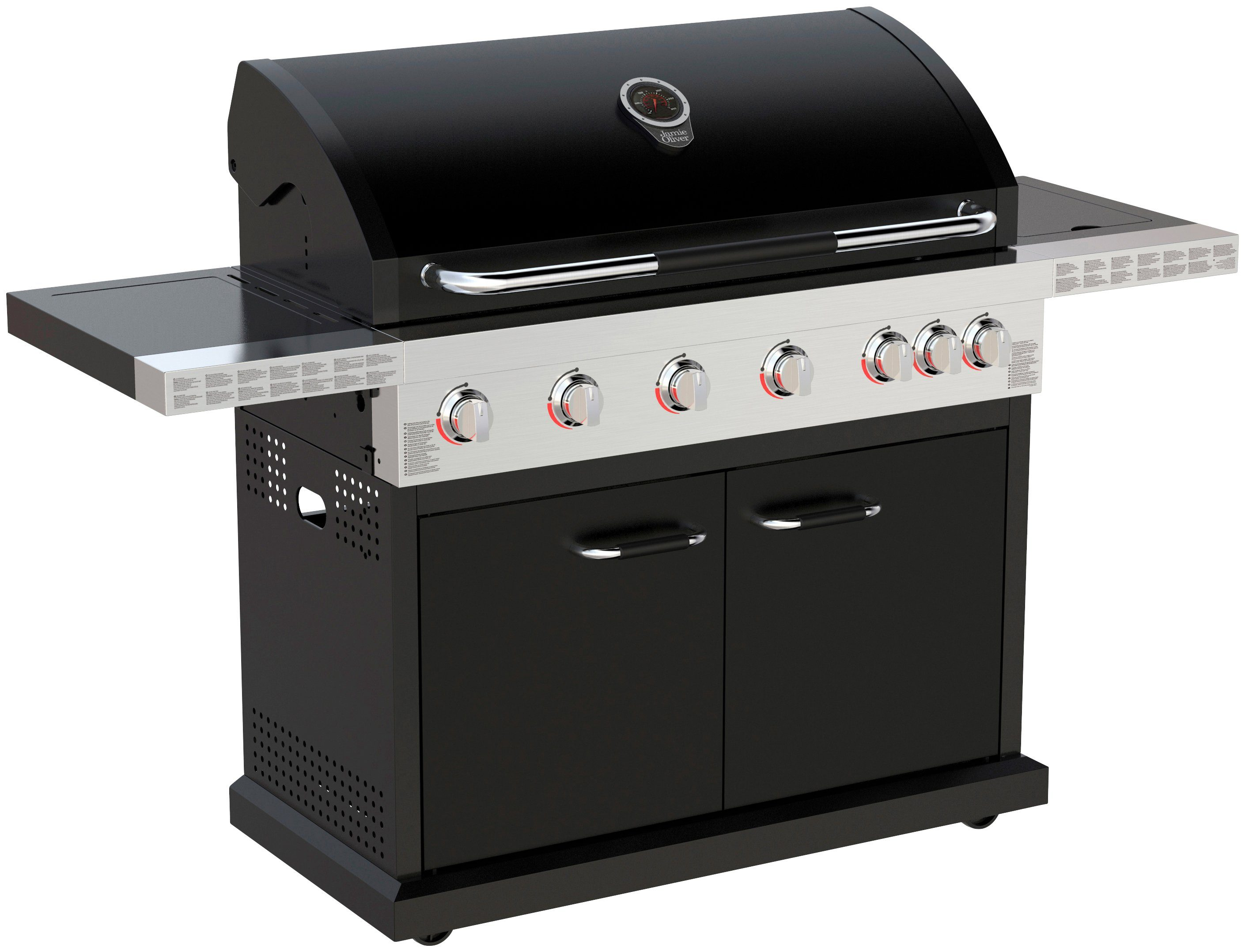 Enders Gasgrill Turbo Zone : Kansas black pro k turbo praxistest endersnews