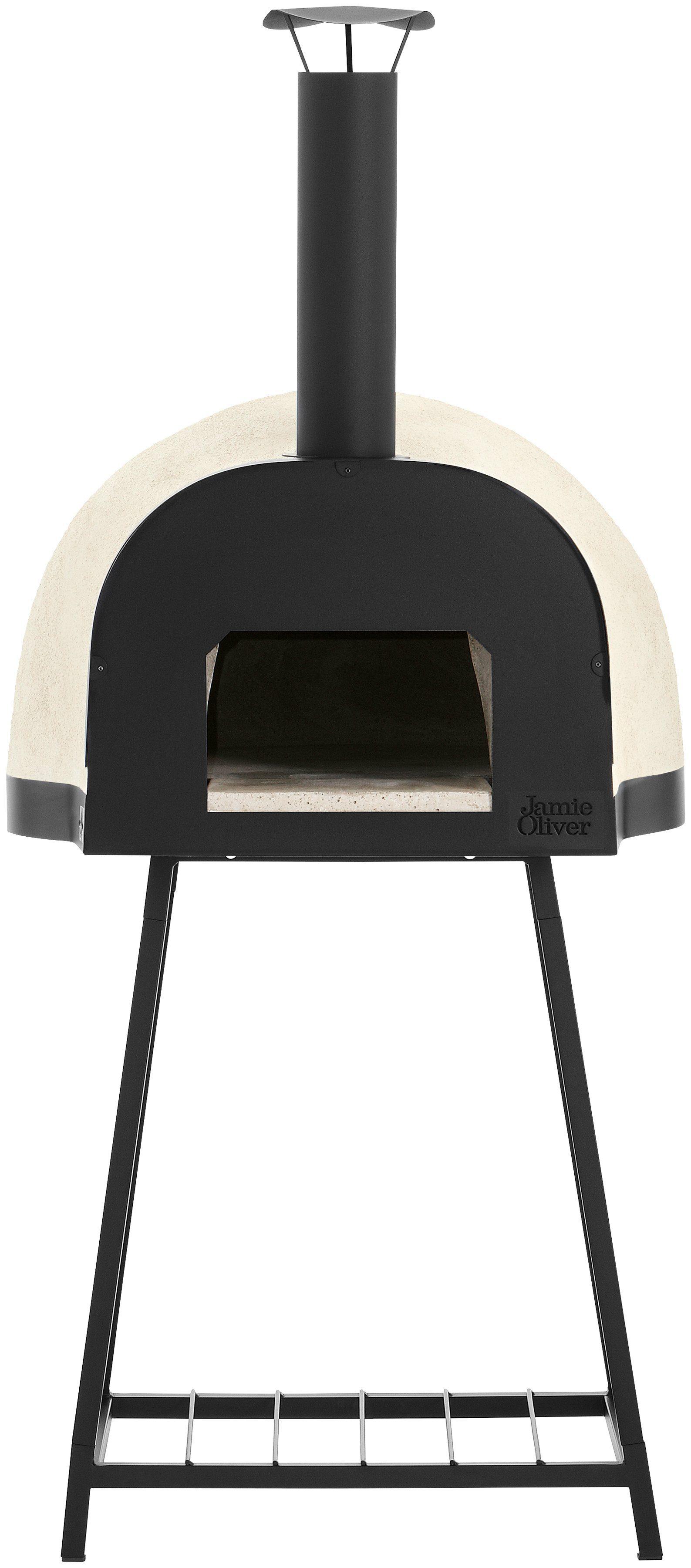 JAMIE OLIVER Pizzaofen »Dome 60 Leggero«, Ofenfläche Ø 60 cm
