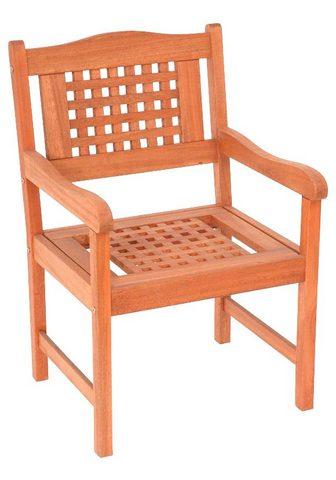 MERXX Sodo kėdė »Lima« Eukalyptusholz