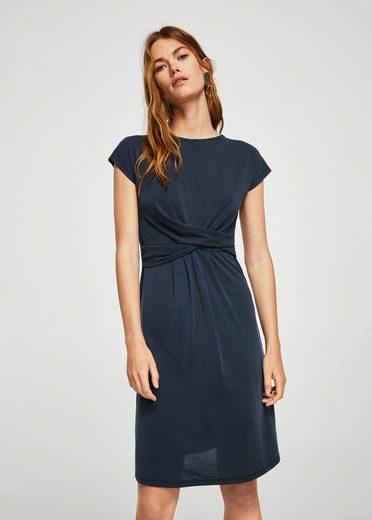 MANGO Kleid mit Knoten