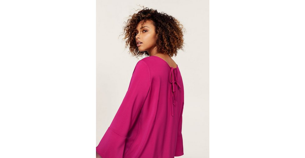 VIOLETA by Mango Kleid mit Trompetenärmel Rabatt Niedriger Preis Verkauf Veröffentlichungstermine Modisch 5a37rMn1