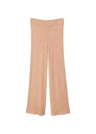 Pantalon De Mangue Avec Motif De Déchirure