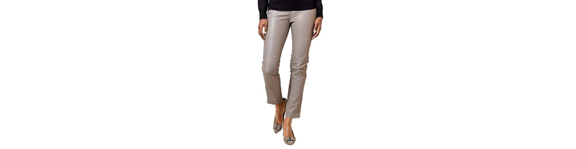 Günstiges Shop-Angebot Aus Deutschland Günstig Online Alba Moda Lederhose aus super softer Qualität QQlJbXVEwX