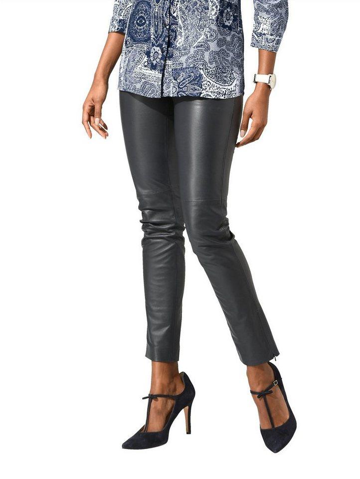 Alba Moda Lederhose aus super softer Qualität   OTTO 993618438e
