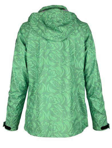 Mm Softshelljacke Mit Mona 000 Grün Wassersäule 8 Bis D2IE9WH