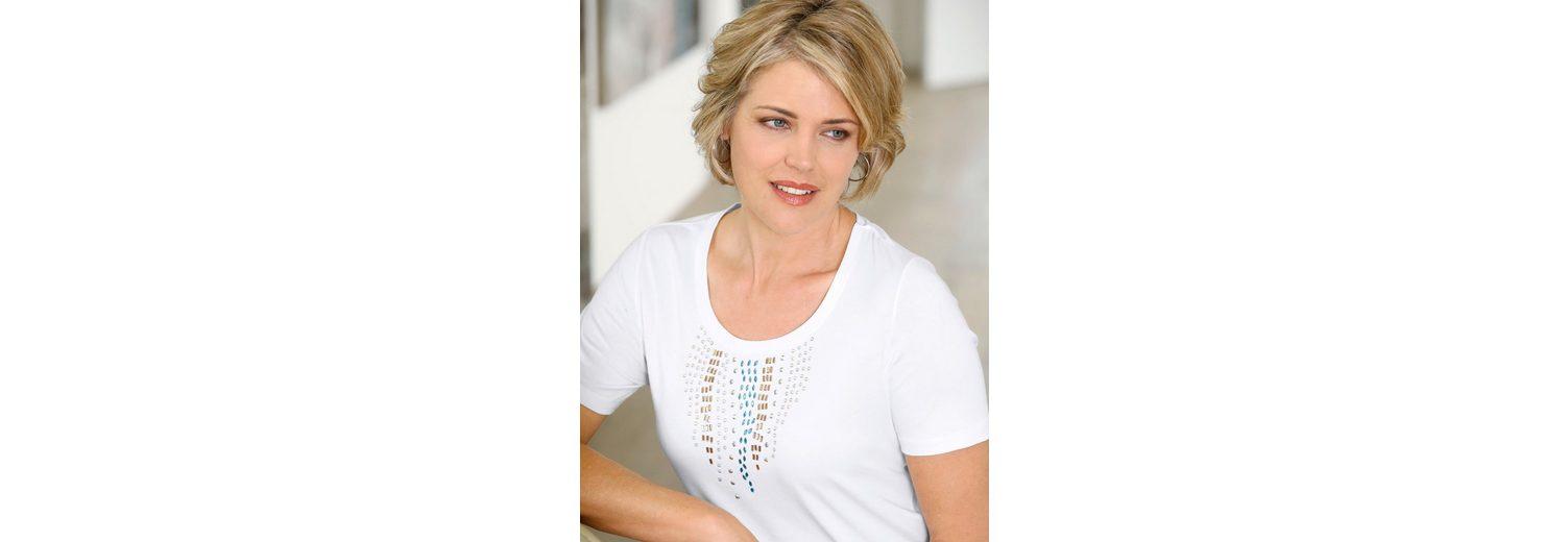 Mona Shirt mit Ziersteinchen Countdown Paket Online Online Blättern Bestbewertet G2Spt2