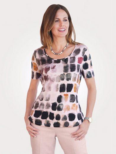 Mona Shirt aus weichfließender Viscose