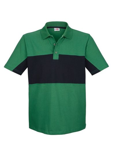 Roger Kent Polo Shirt With Contrasting Use