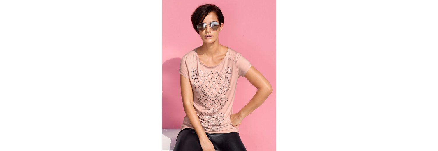 Billig Verkaufen Niedrigsten Preis Gut Verkaufen Online Amy Vermont Shirt mit Nietendekoration im Vorderteil Freies Verschiffen Wählen Eine Beste vFp0c7GG