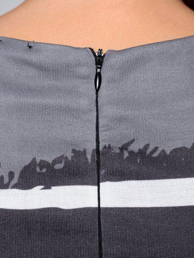 Alba Moda Jerseykleid mit ALBA MODA exklusivem Druck