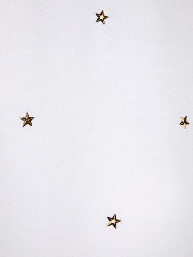 Amy Vermont Top mit dekorativen Sternenplättchen