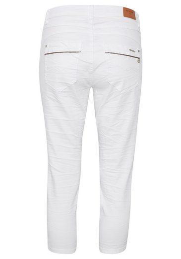 Cream 3/4-Hose Fie 3/4 jeans