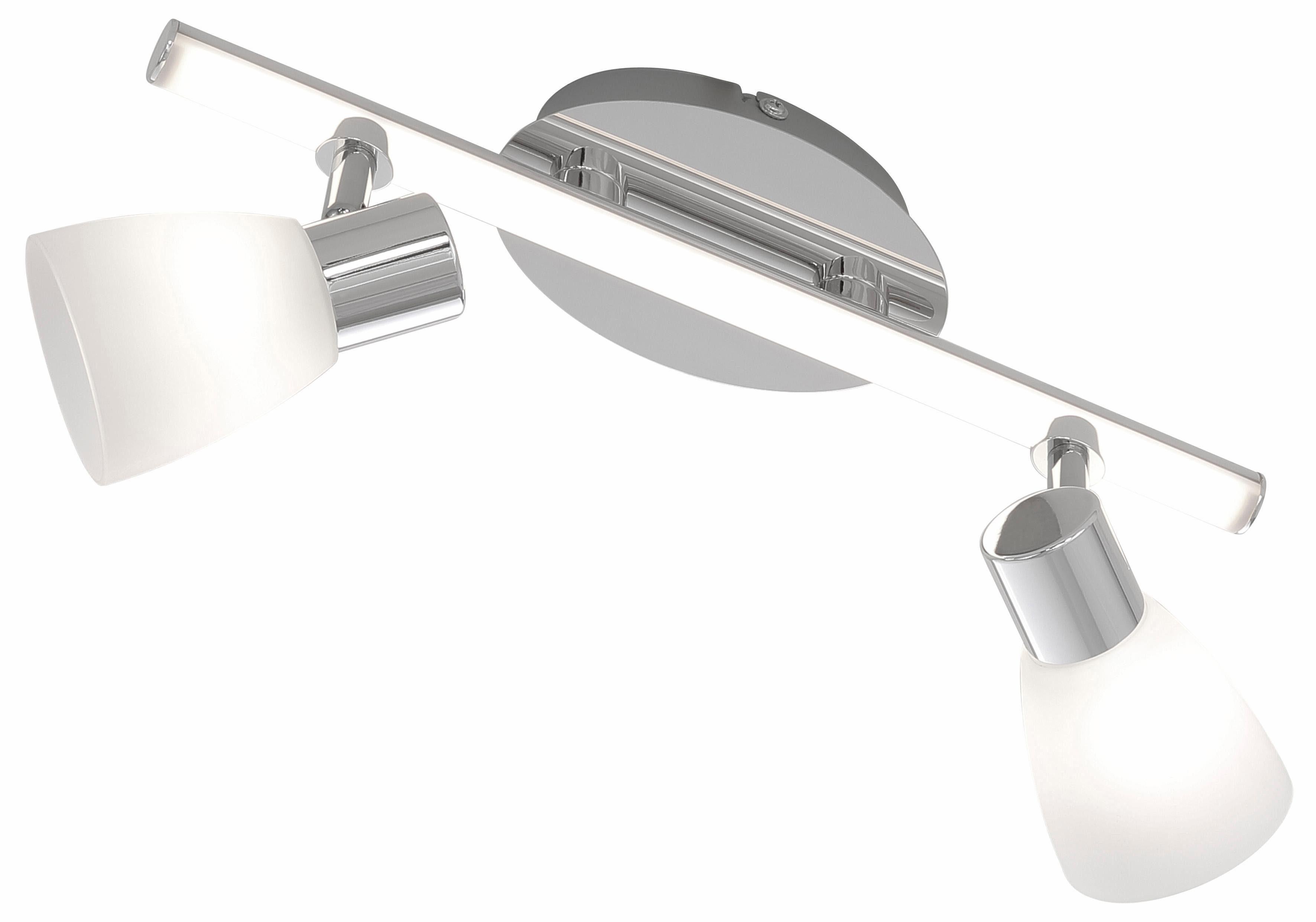 TRIO Leuchten LED Deckenleuchte, Balken mit LED Beleuchtung
