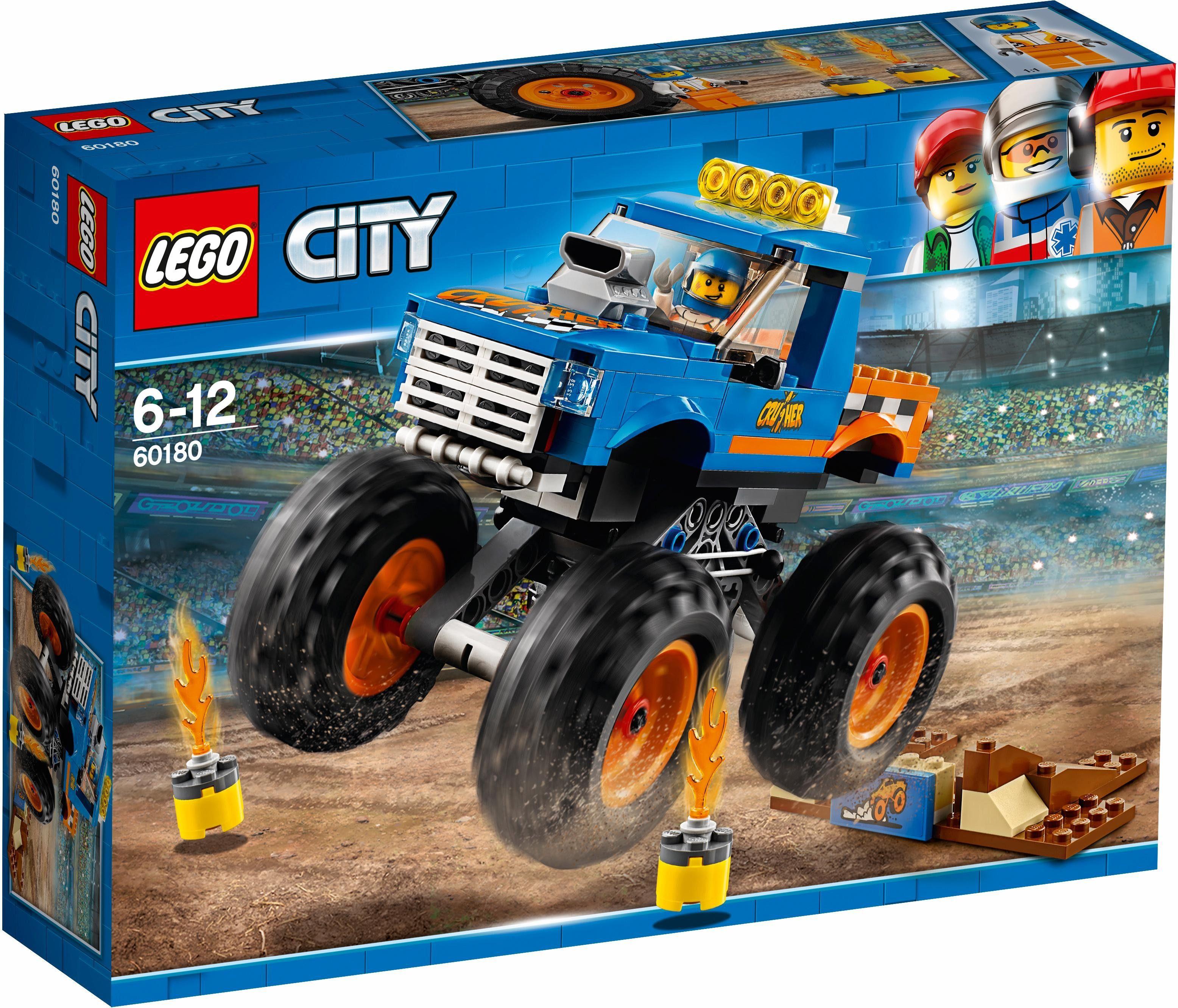 LEGO® Monster-Truck (60180), »LEGO® City«
