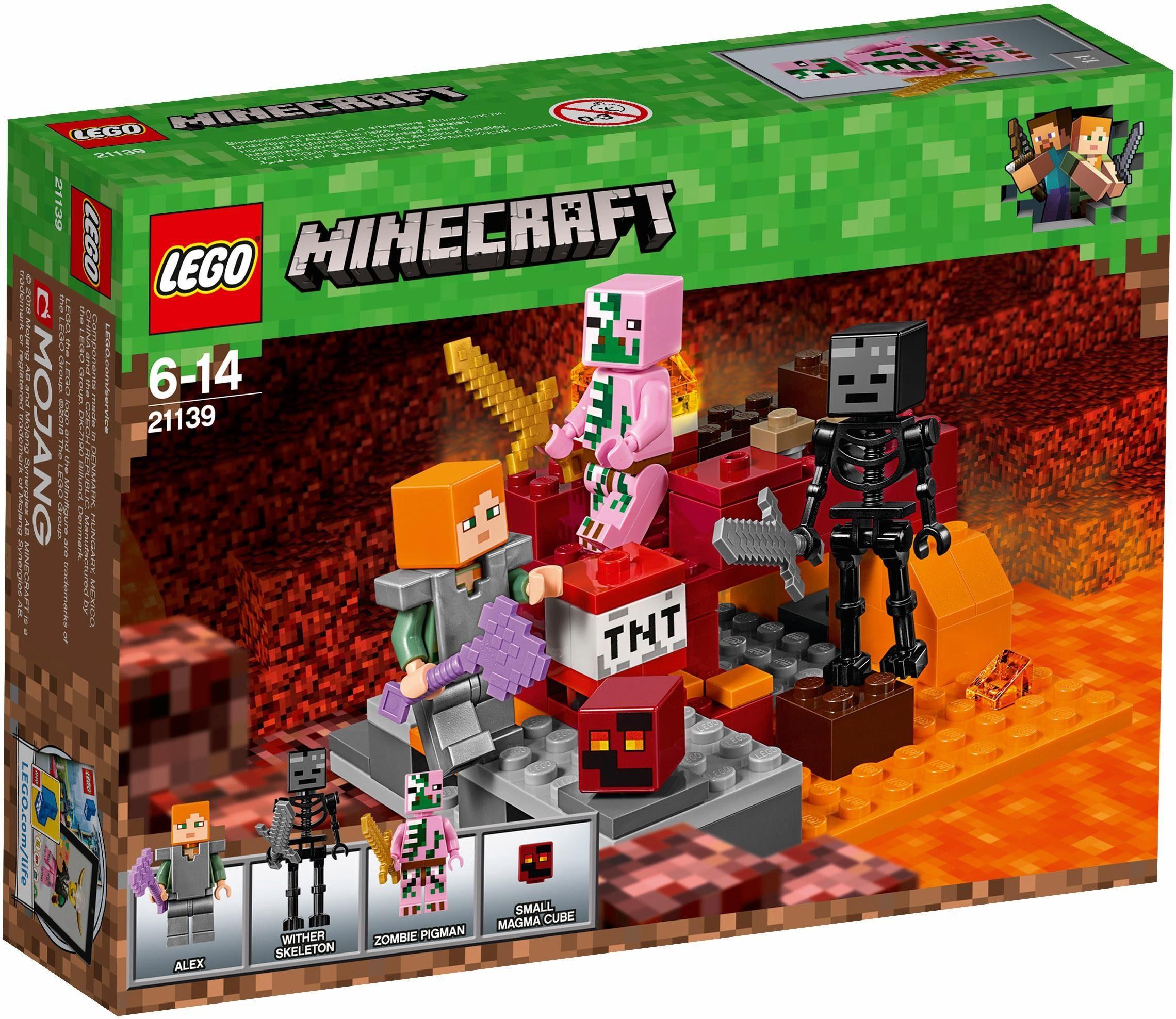LEGO® Nether-Abenteuer (21139), »LEGO® Minecraft™«
