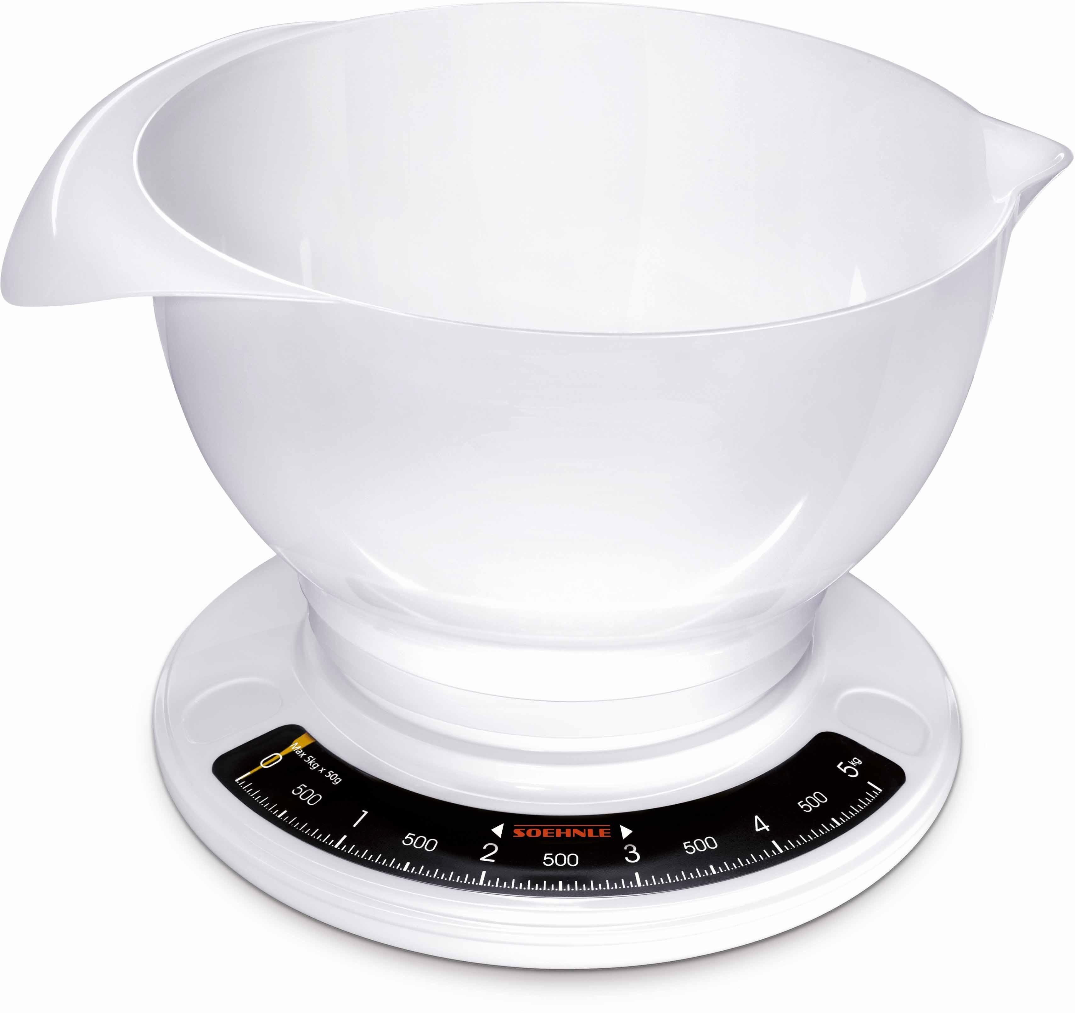 Soehnle Küchenwaage »Culina Pro«, mit großer Rührschüssel
