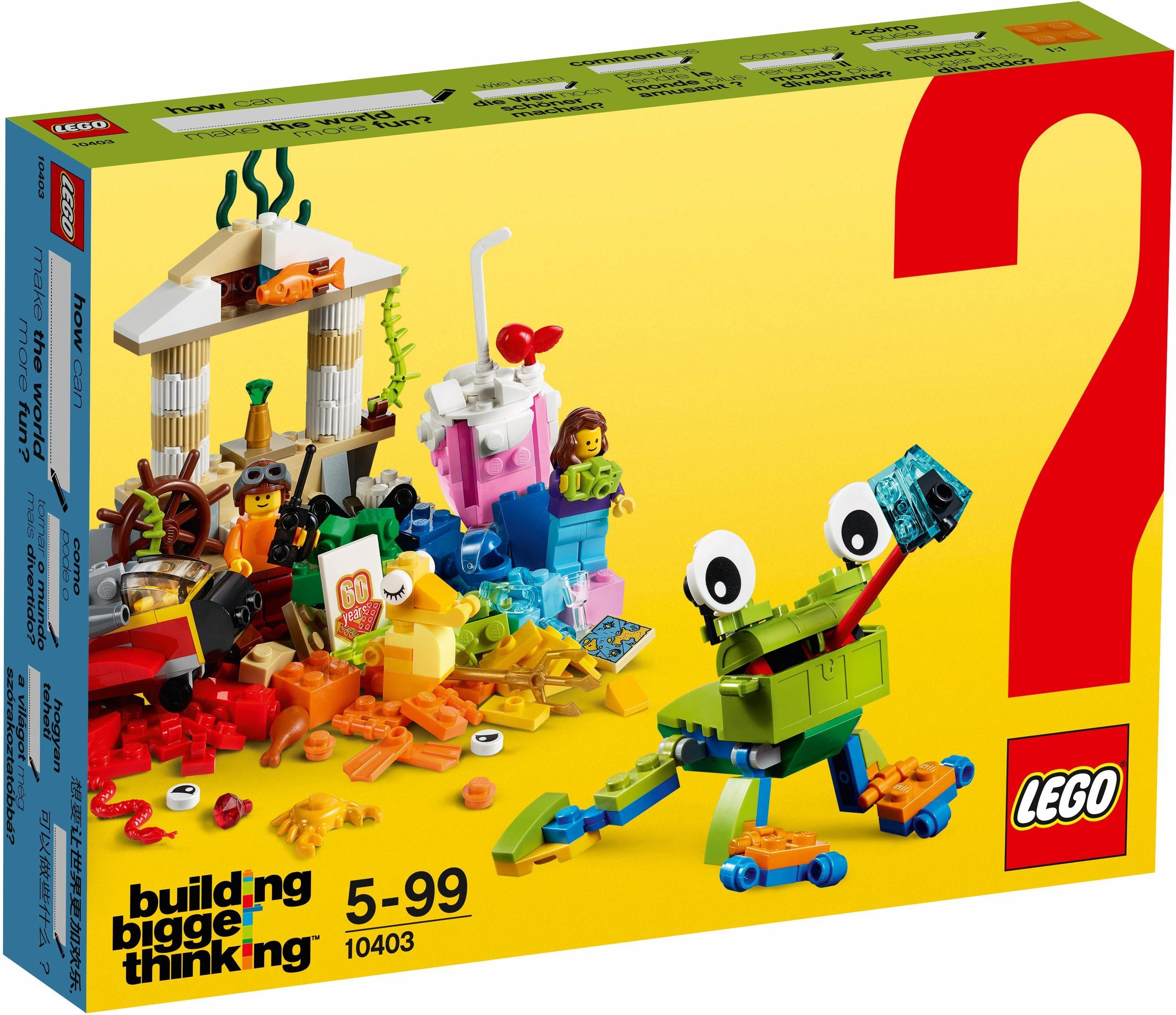 LEGO® Spaß in der Welt (10403), »LEGO® CLASSIC«