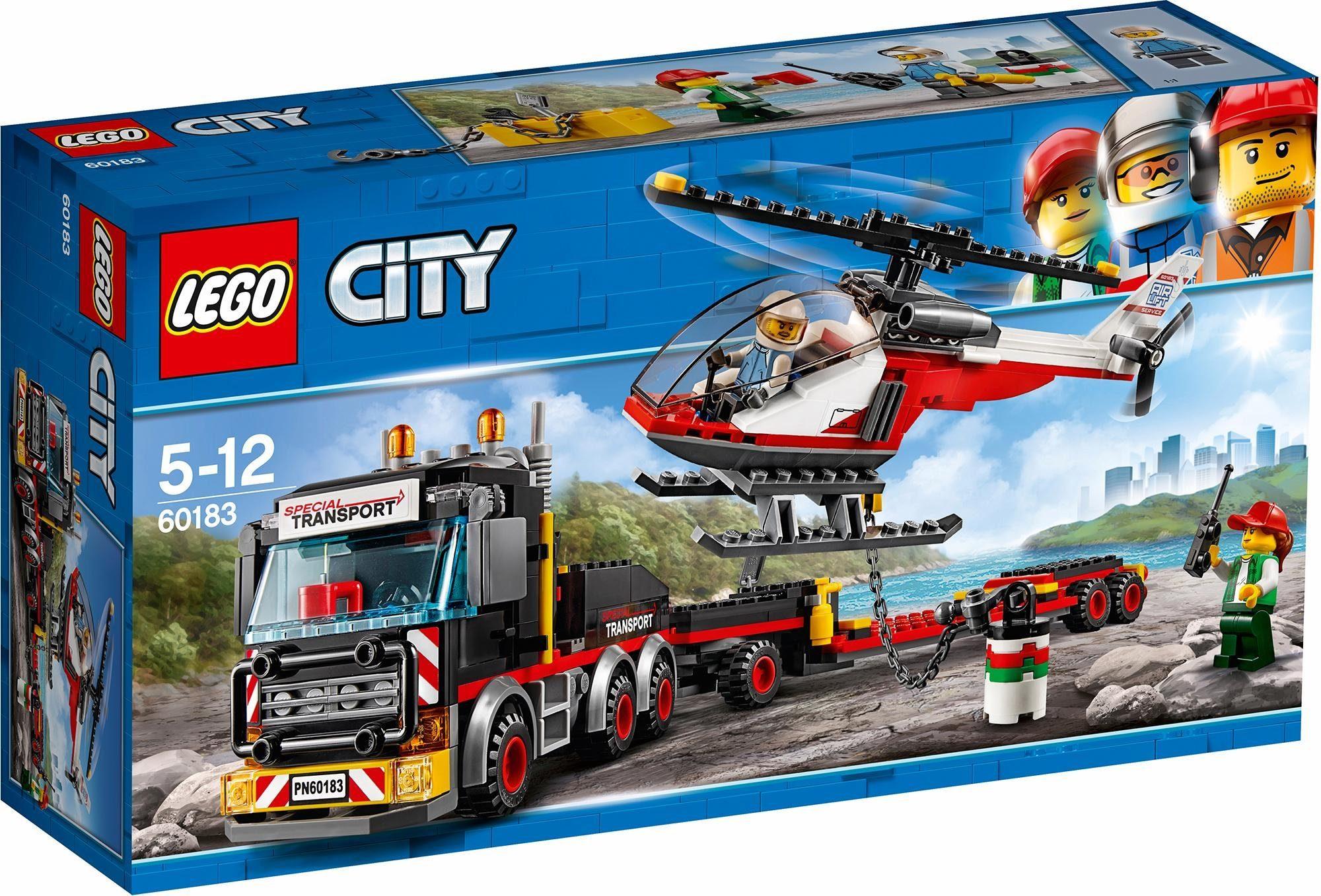 LEGO® Schwerlasttransporter (60183), »LEGO® City«