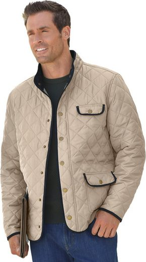 Marco Donati Quilted Jacket With Continuous Pressure Button Tape