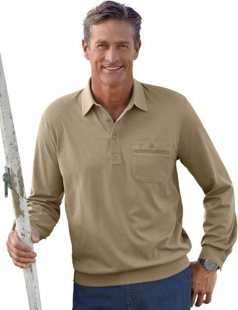 hajo -  Langarm-Shirt in »stay fresh«-Qualität