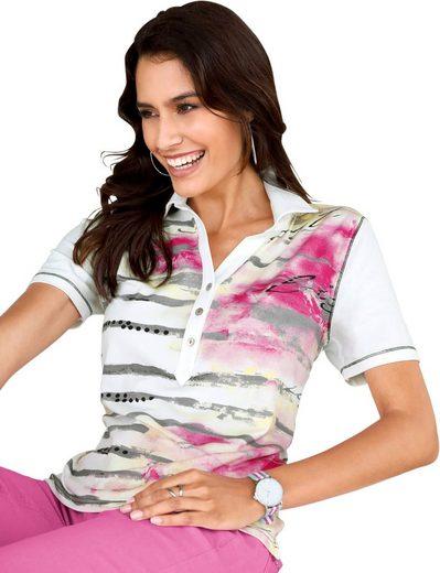 Classic Inspirationen Shirt im modischen Mix aus Streifen