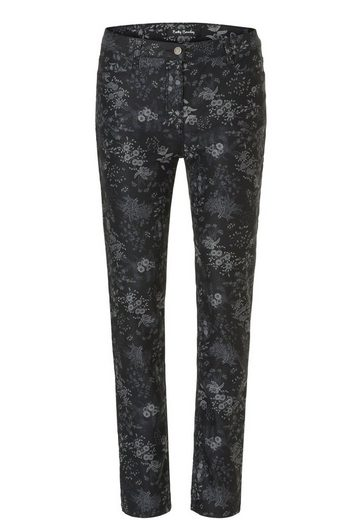 Betty Barclay Hose mit Blumen