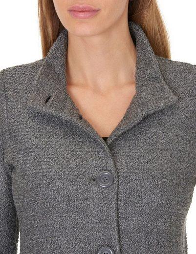 Betty Barclay Shirtjacke mit Struktur und Stehkragen