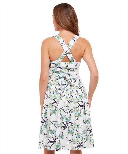 Joe Browns Skaterkleid Joe Browns Womens Sleeveless Occasion Sun Dress in All Over Floral Print