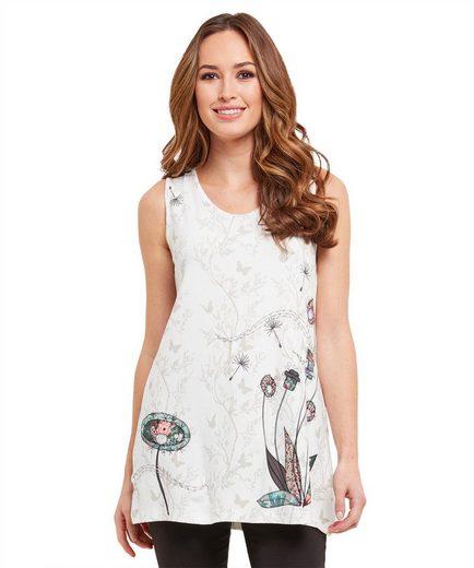 Joe Browns Tanktop Joe Browns Womens Sleeveless Vest Top in All Over Print