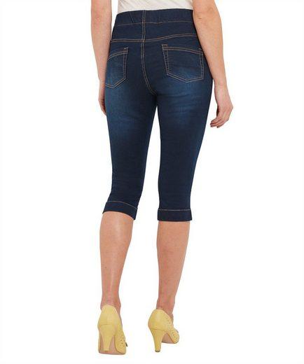 Joe Browns Caprijeans Joe Browns Womens Cropped Denim Capri Pants