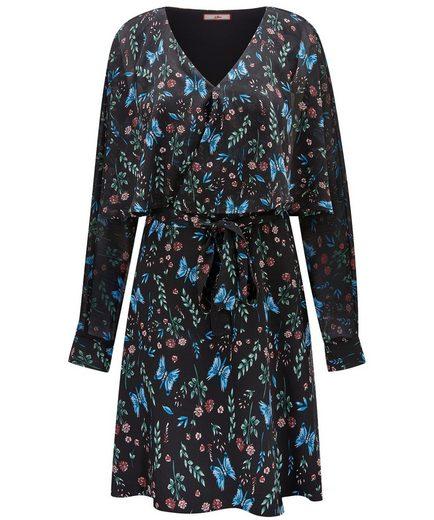 Joe Browns A-Linien-Kleid Joe Browns Womens Long Sleeve Cape Tea Dress
