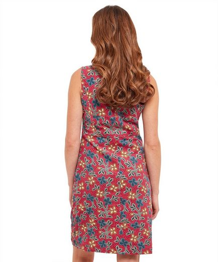 Joe Browns Smokkleid Joe Browns Womens Sleeveless Shift Dress in All Over Floral Print