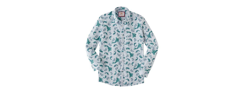 Manchester Verkauf Online Mode Online Joe Browns Langarmhemd Joe Browns Mens Long Sleeve Shirt with Fish Print Günstiger Preis Aus Deutschland Qualitativ Hochwertige Online-Verkauf Auslauf FMdUaGy